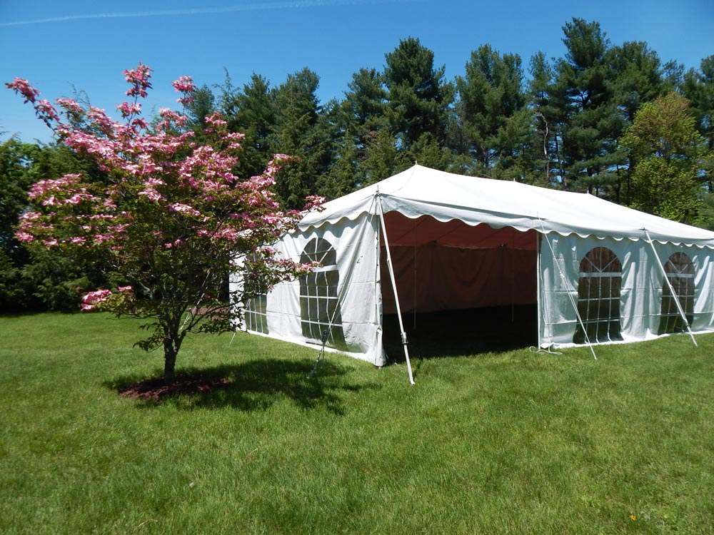 Somers, CT, Bridal Shower, 20'x40'
